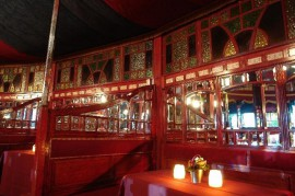 Spiegeltent Moulin Rouge